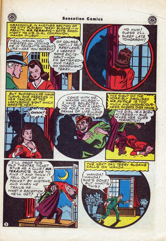 Read online Sensation (Mystery) Comics comic -  Issue #46 - 31