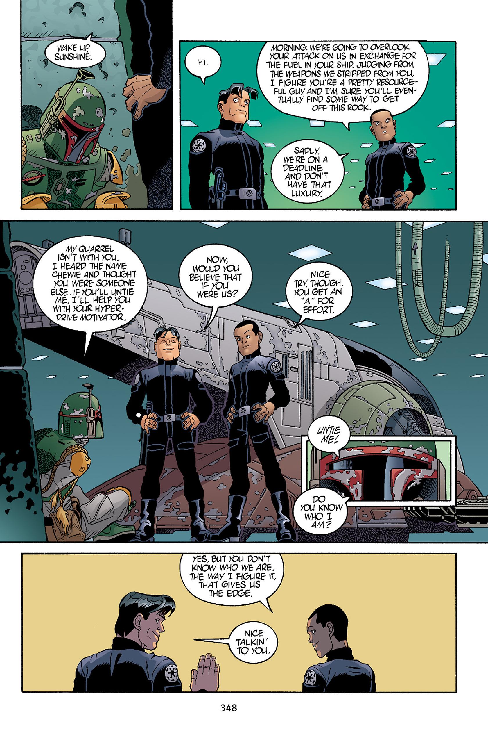 Read online Star Wars Omnibus comic -  Issue # Vol. 30 - 342