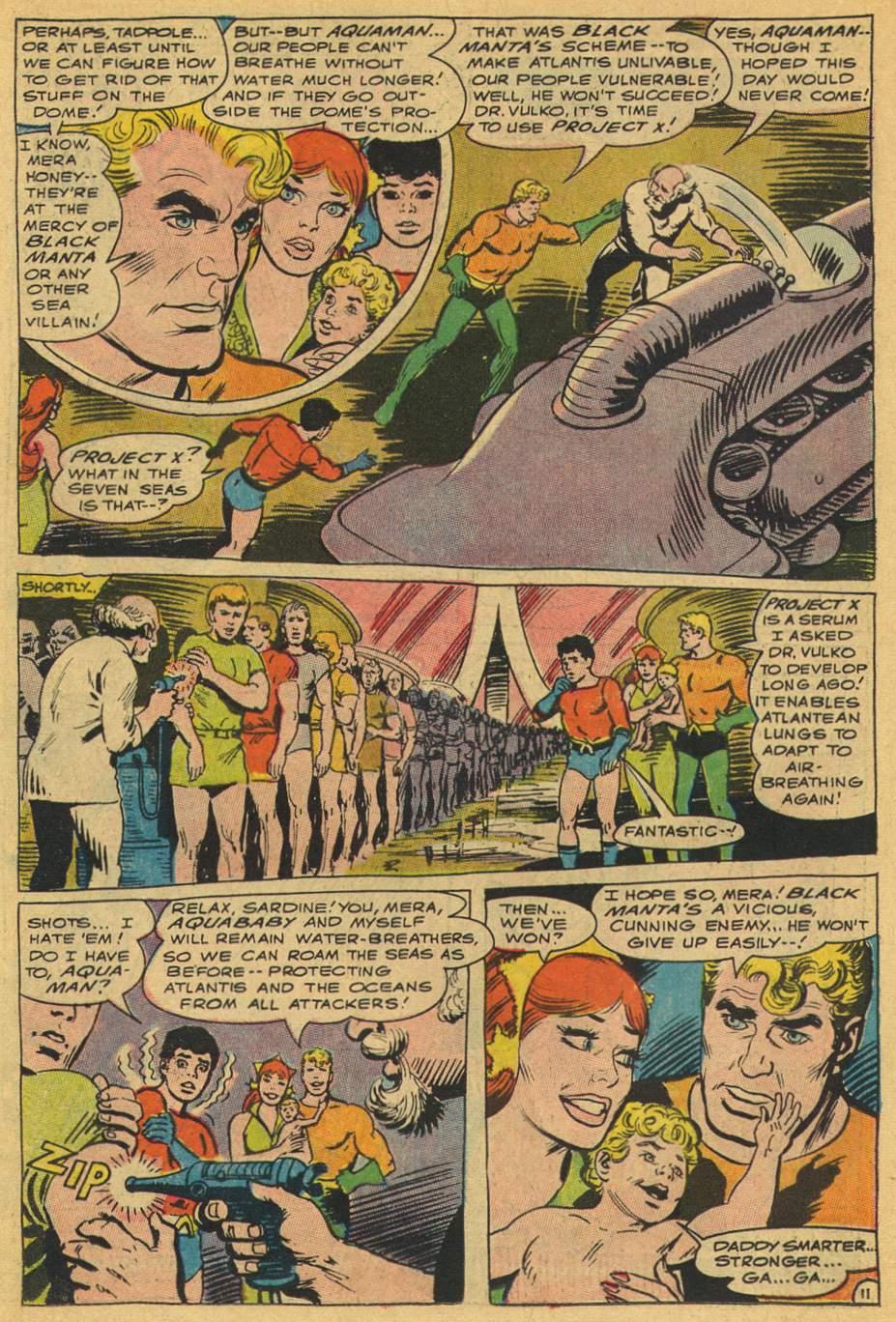 Read online Aquaman (1962) comic -  Issue #35 - 14