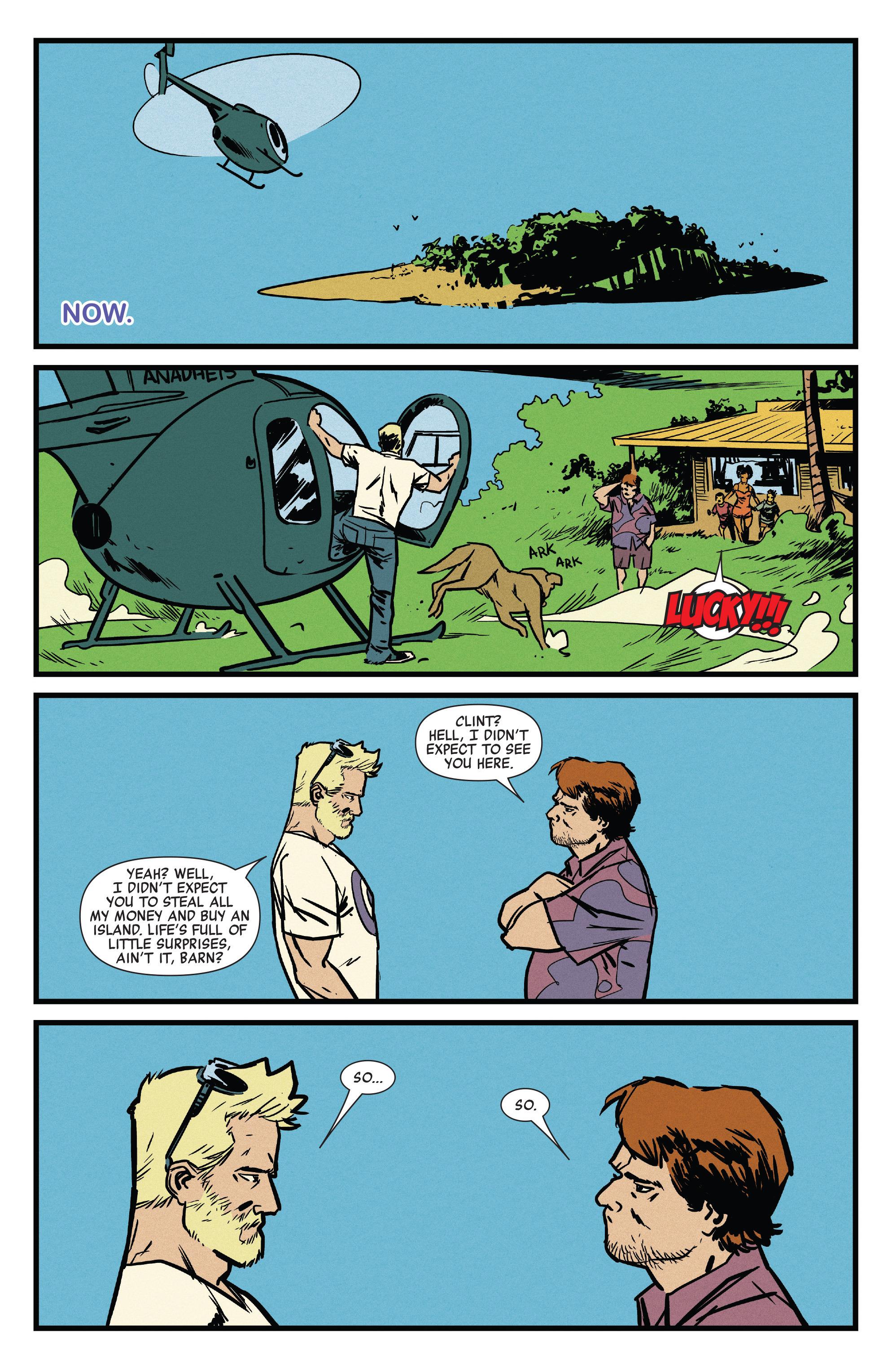 Read online All-New Hawkeye (2016) comic -  Issue #3 - 14