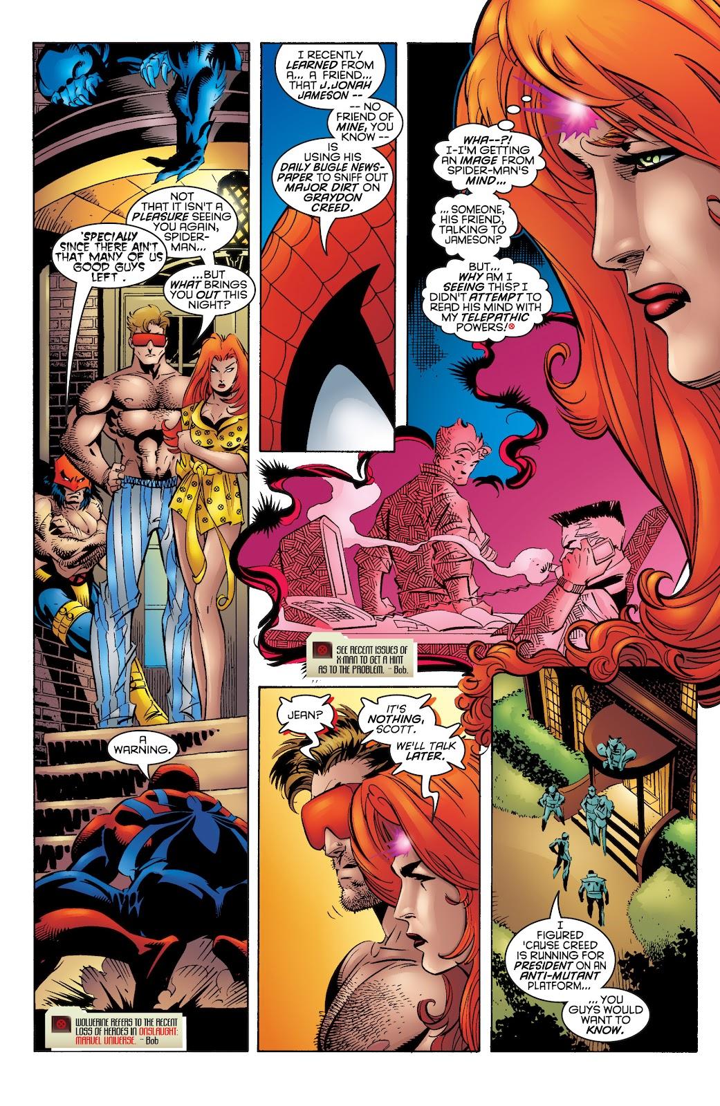 Uncanny X-Men (1963) issue 339 - Page 5