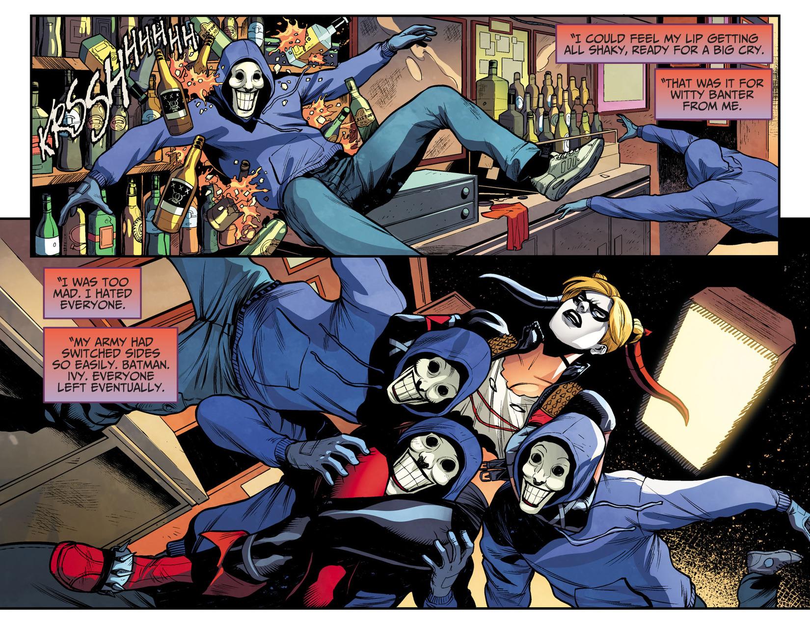 Read online Injustice: Ground Zero comic -  Issue #17 - 13