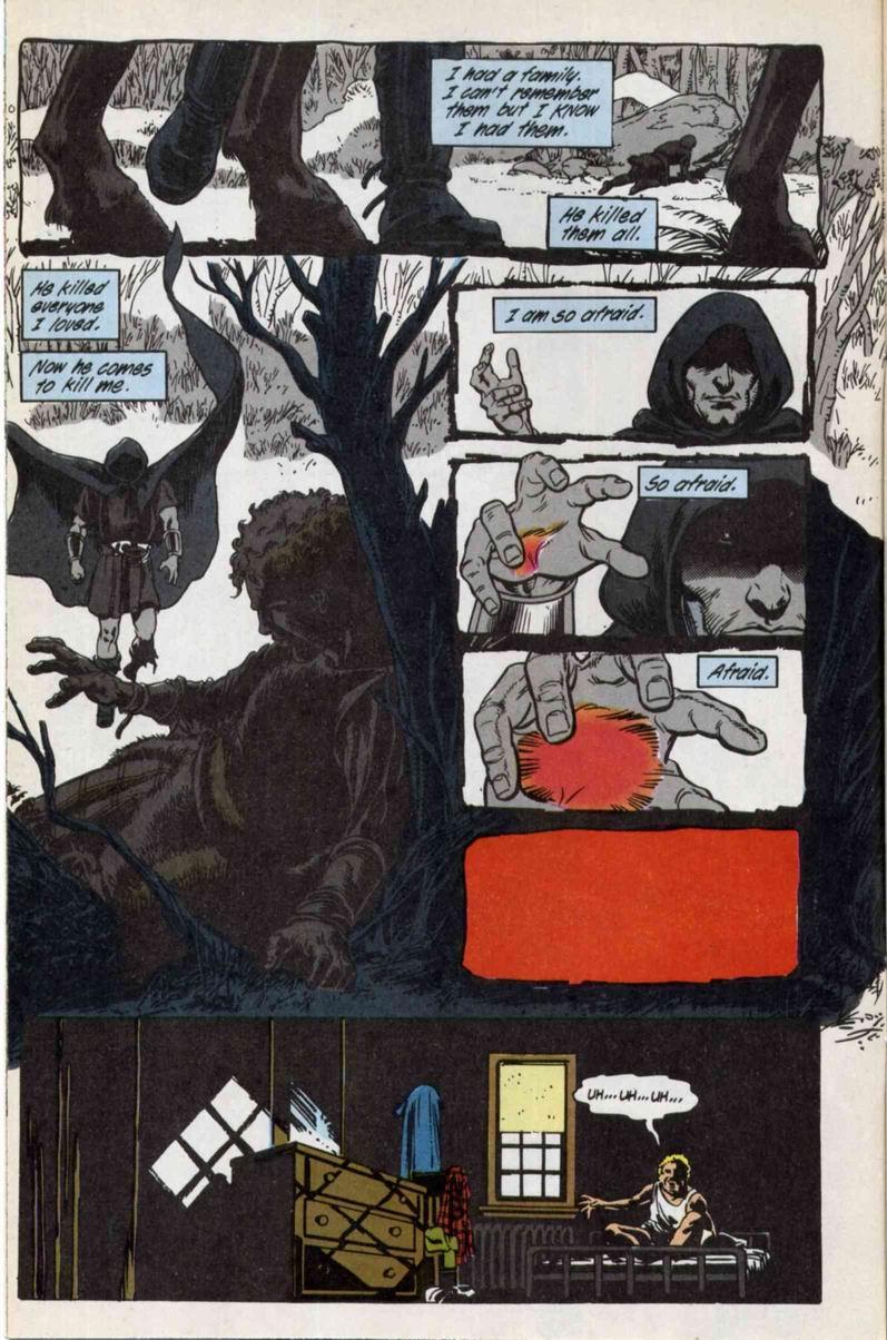 Read online Doctor Zero comic -  Issue #8 - 8