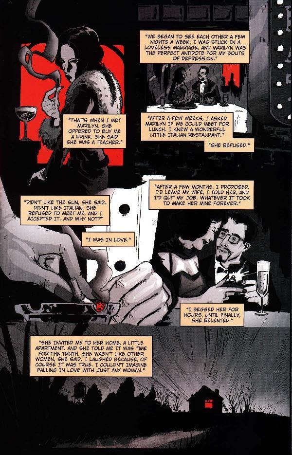 Read online Vampire the Masquerade comic -  Issue # Nosferatu - 39