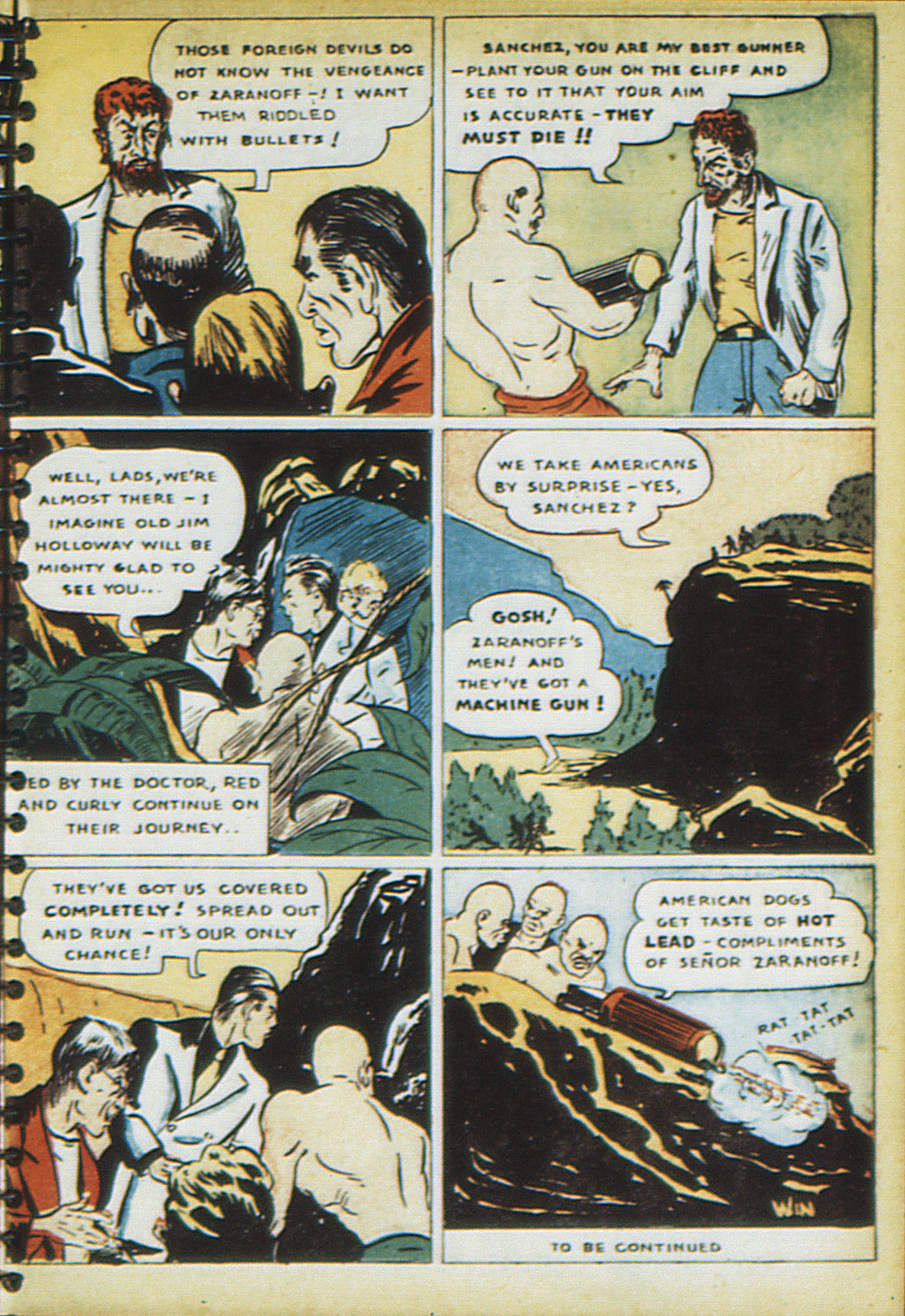 Read online Adventure Comics (1938) comic -  Issue #16 - 64