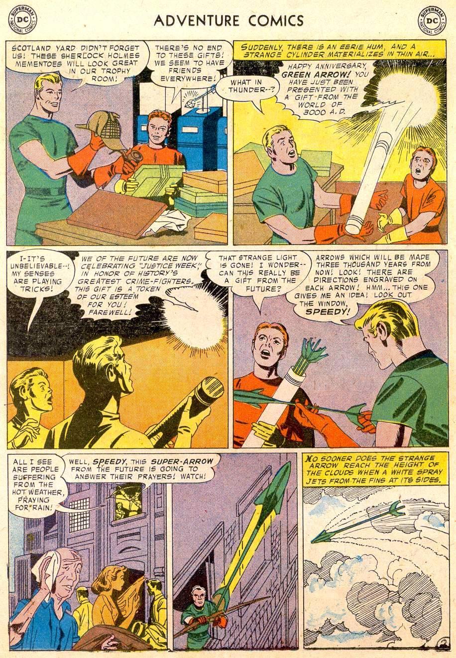 Read online Adventure Comics (1938) comic -  Issue #251 - 18