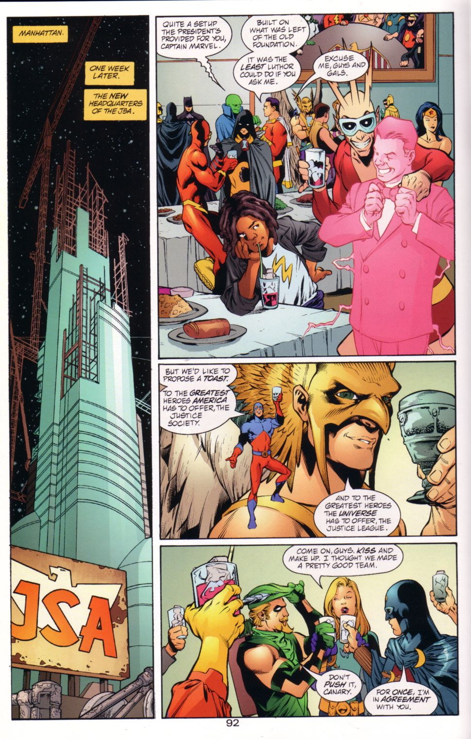 Read online JLA/JSA: Virtue and Vice comic -  Issue # TPB - 93