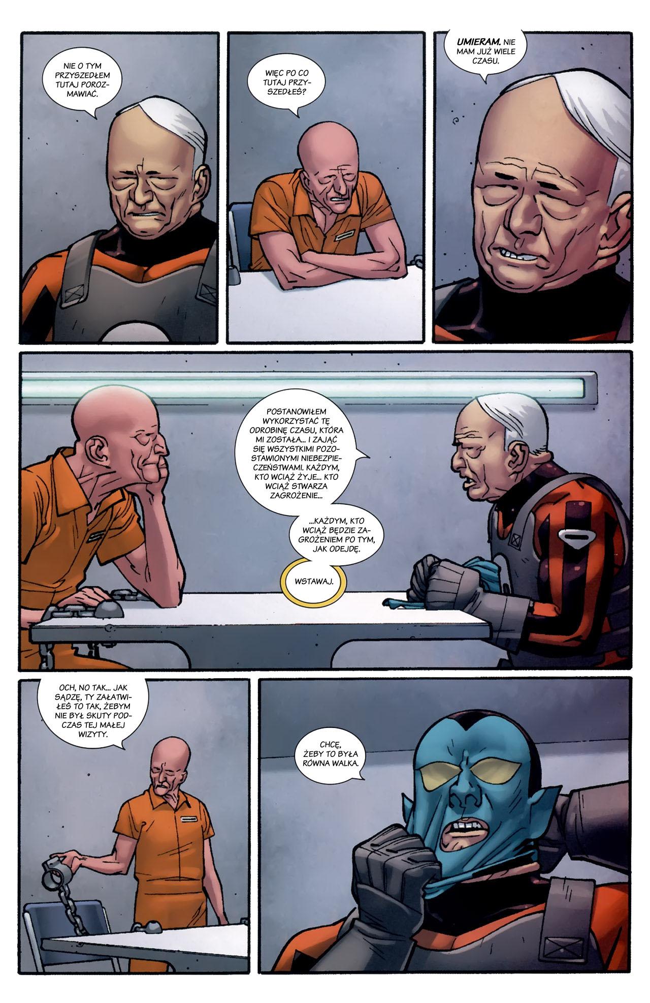 Read online Destroyer comic -  Issue #1 - 17