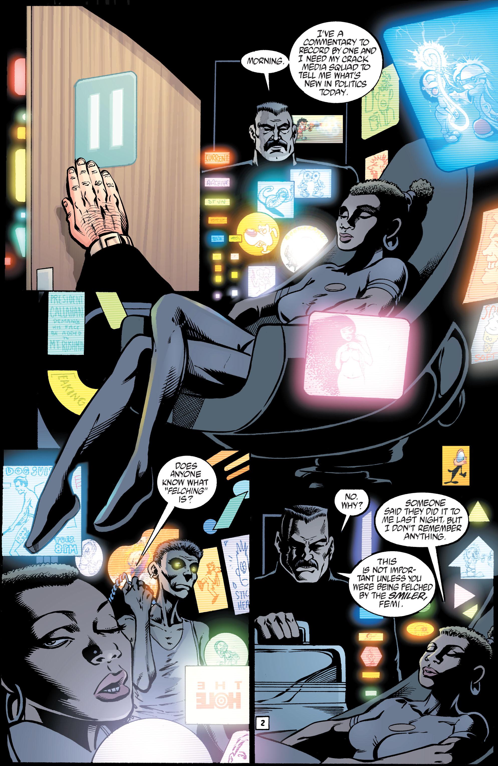 Read online Transmetropolitan comic -  Issue #39 - 3