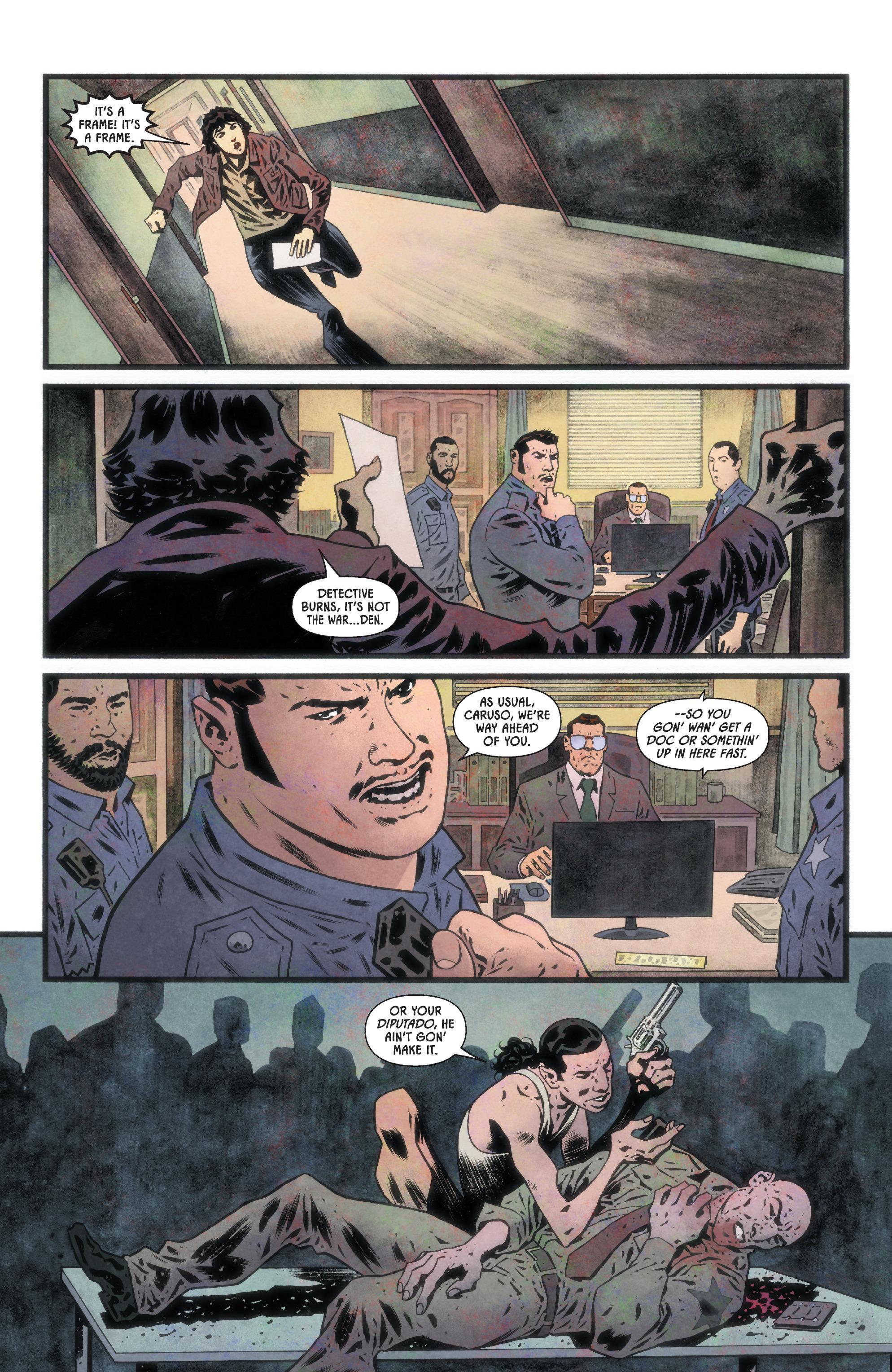 Read online Dead Inside comic -  Issue #5 - 7