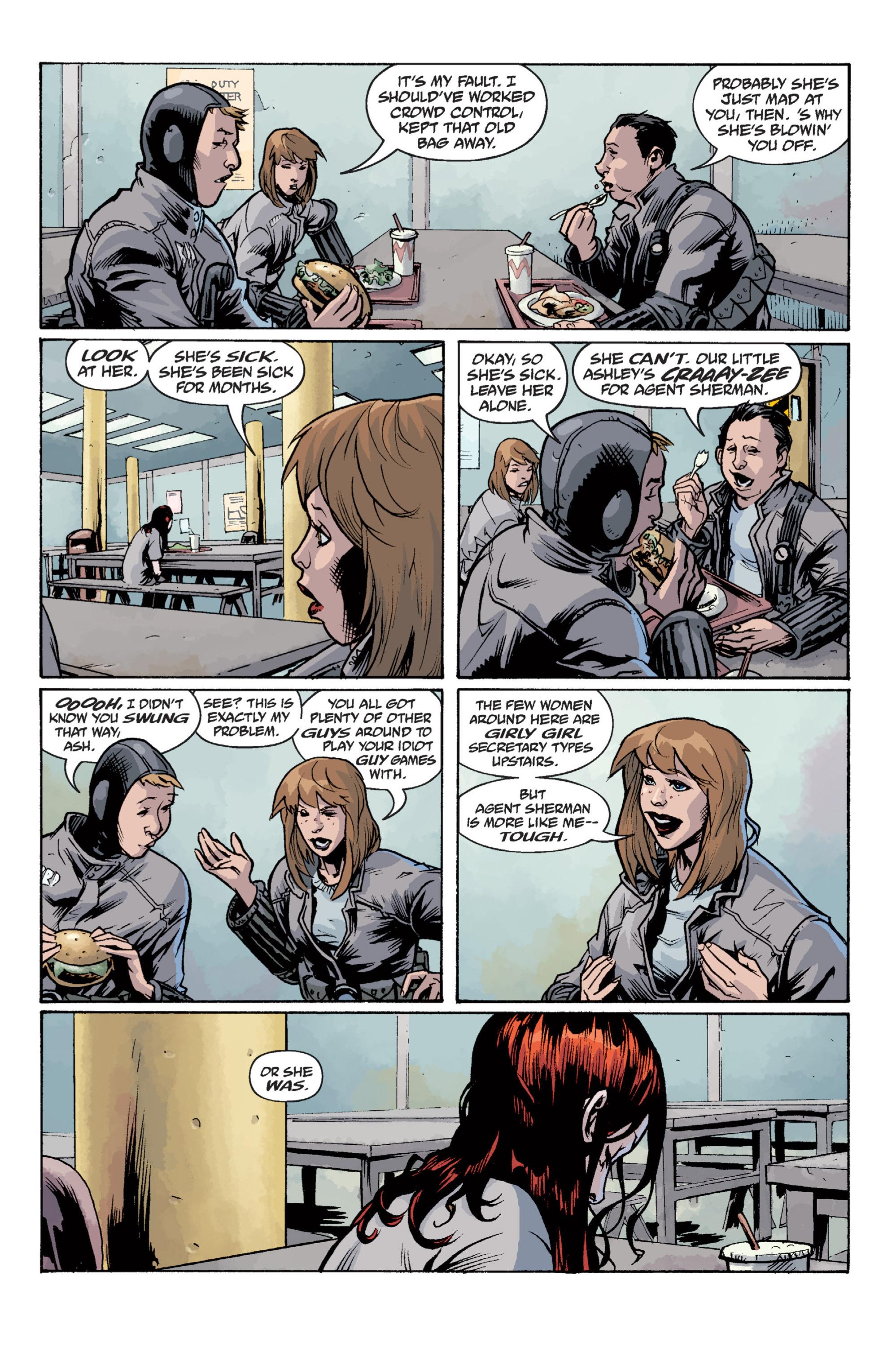 Read online B.P.R.D. (2003) comic -  Issue # TPB 12 - 108