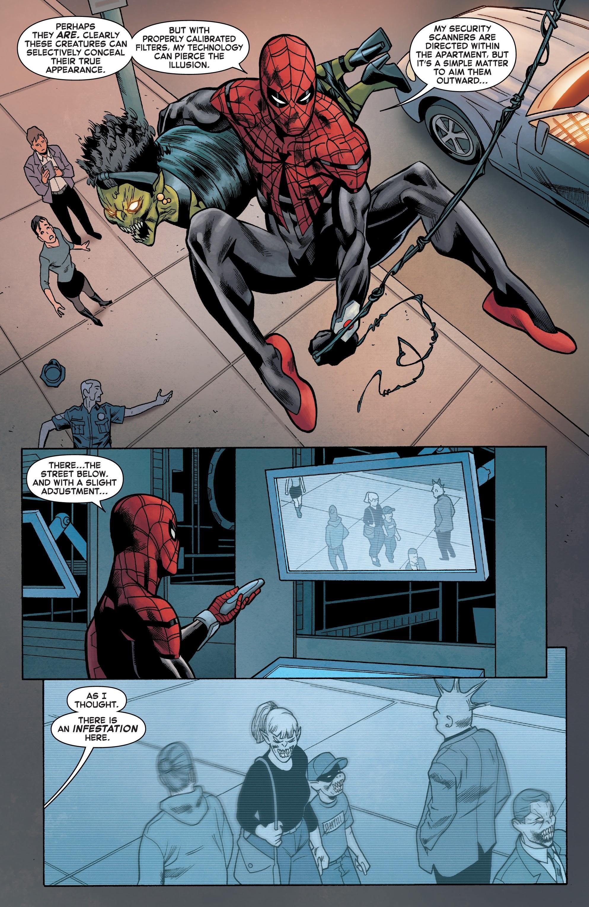 Superior Spider-Man (2019) issue 5 - Page 12