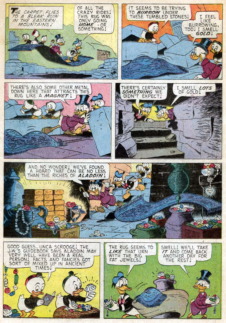 Read online Uncle Scrooge (1953) comic -  Issue #50 - 15