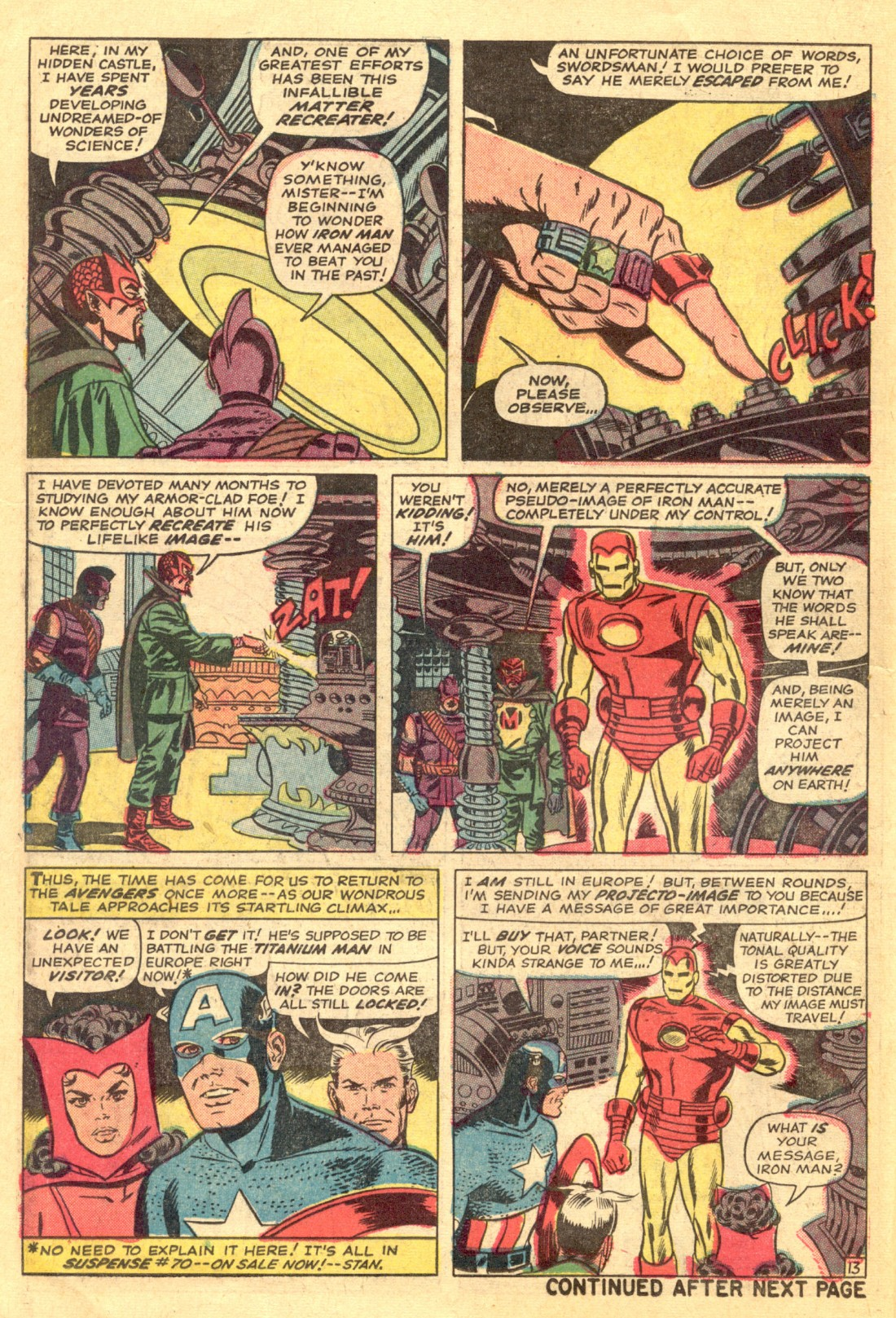 The Avengers (1963) 20 Page 17
