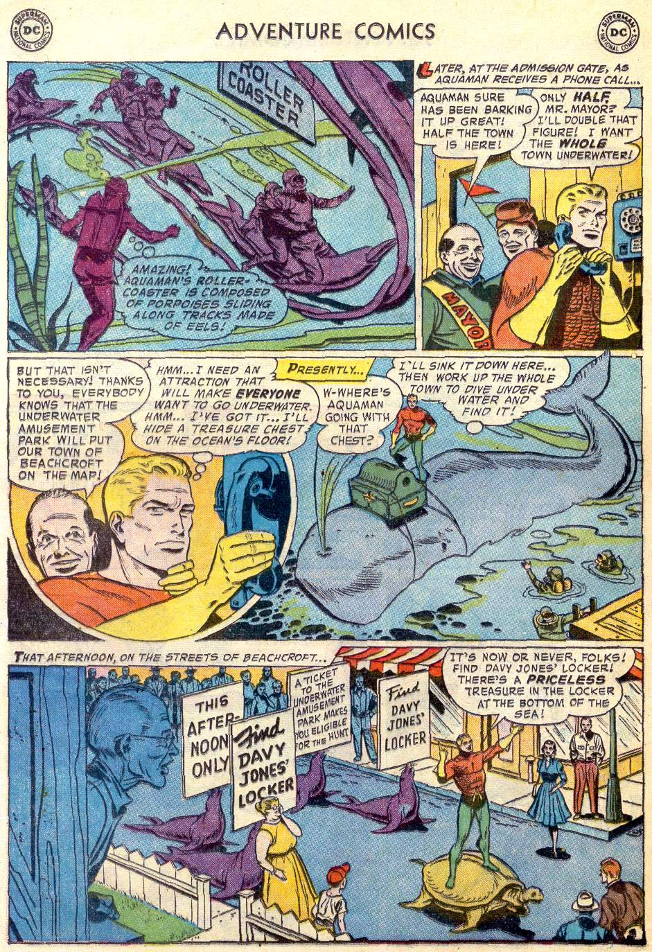 Read online Adventure Comics (1938) comic -  Issue #246 - 20