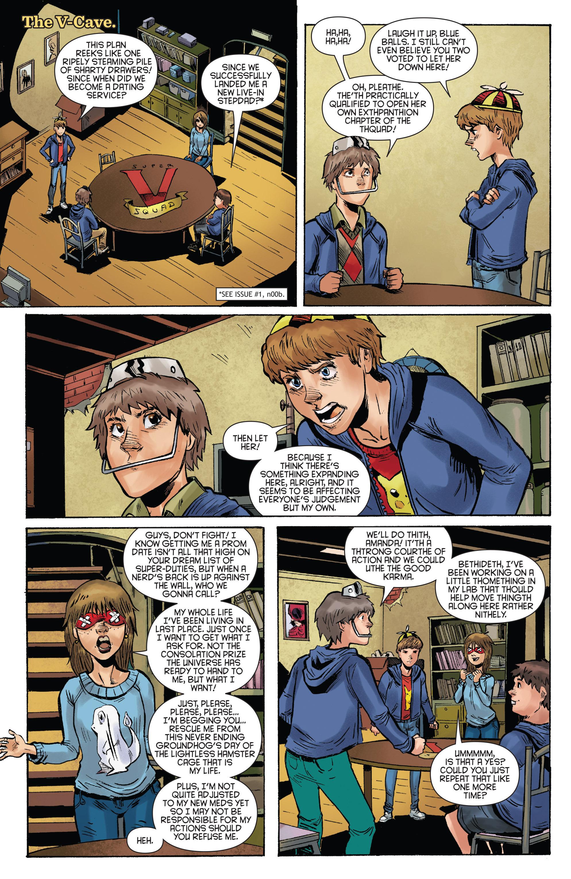 Read online Smosh comic -  Issue #2 - 8