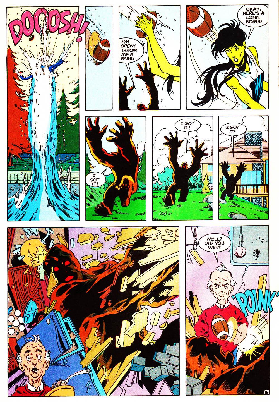 Elementals (1984) issue 10 - Page 21