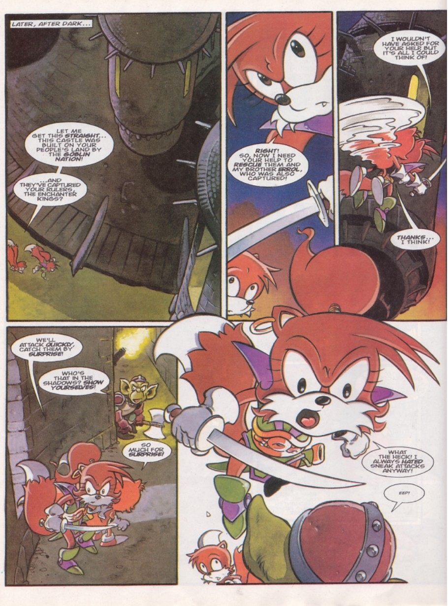 Read online Sonic the Comic comic -  Issue #143 - 18