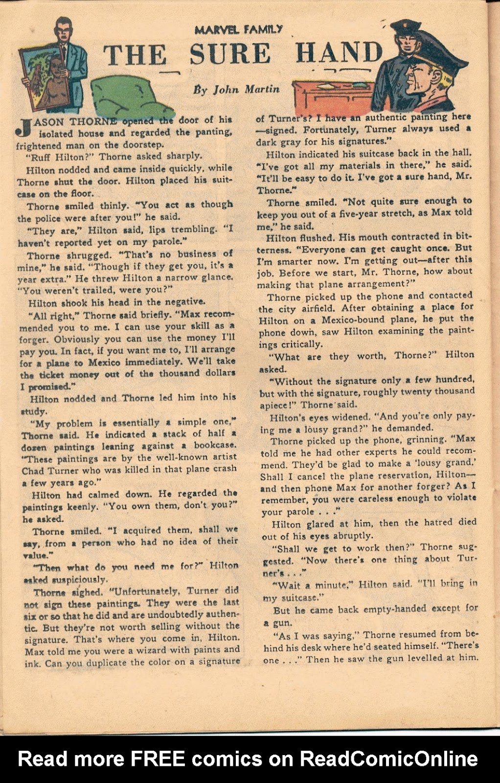 The Marvel Family issue 74 - Page 24