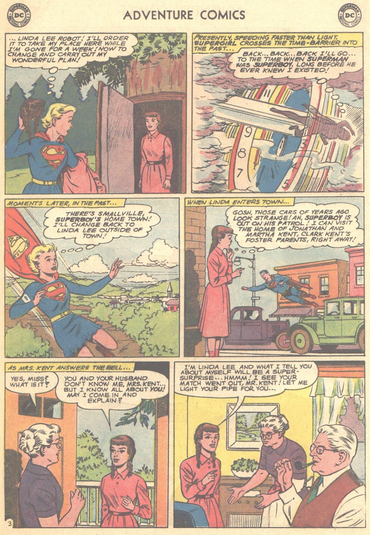 Read online Adventure Comics (1938) comic -  Issue #278 - 5
