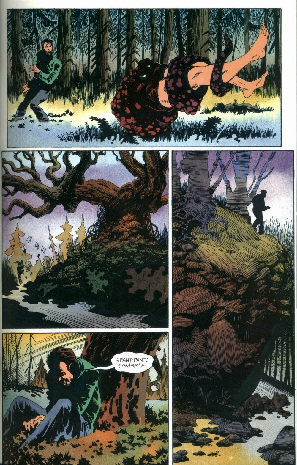 Read online Deadman: Love After Death comic -  Issue #2 - 11