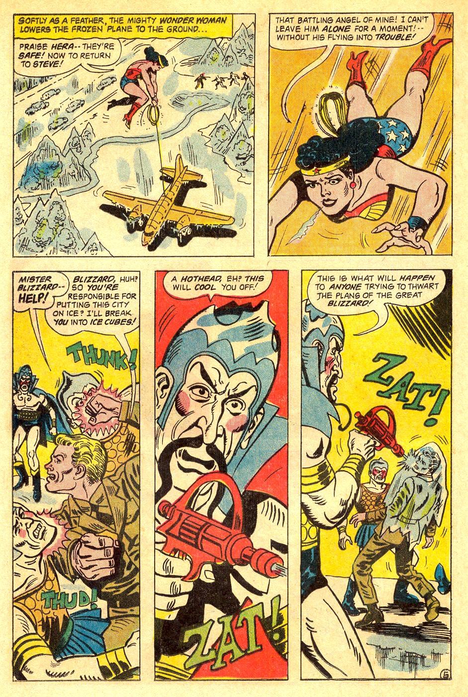 Read online Wonder Woman (1942) comic -  Issue #162 - 24