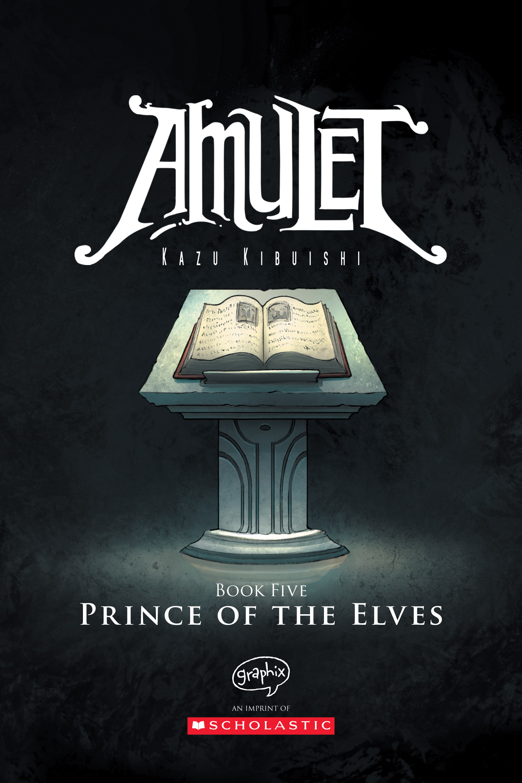 Read online Amulet comic -  Issue #5 - 3