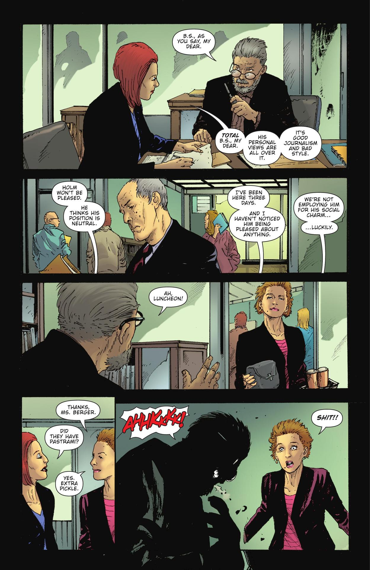Read online The Girl Who Kicked The Hornet's Nest comic -  Issue # TPB - 125