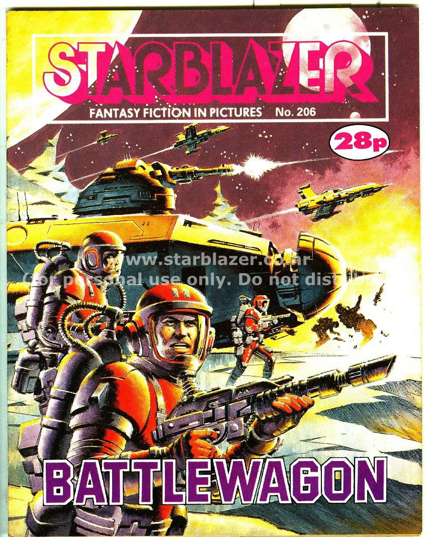 Starblazer issue 206 - Page 1