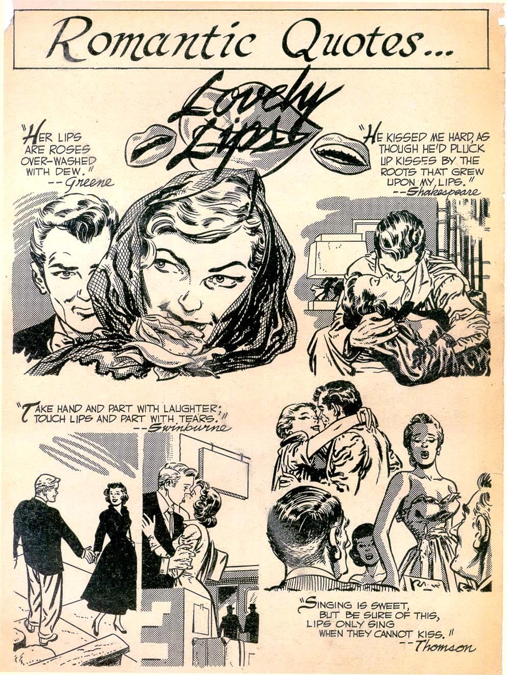 Read online Secret Hearts comic -  Issue #11 - 35