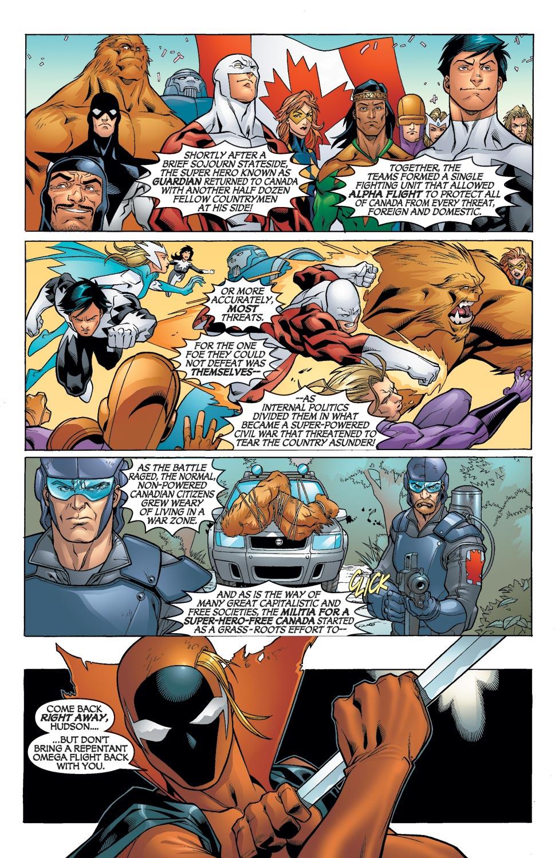 Read online Alpha Flight (2004) comic -  Issue #12 - 6