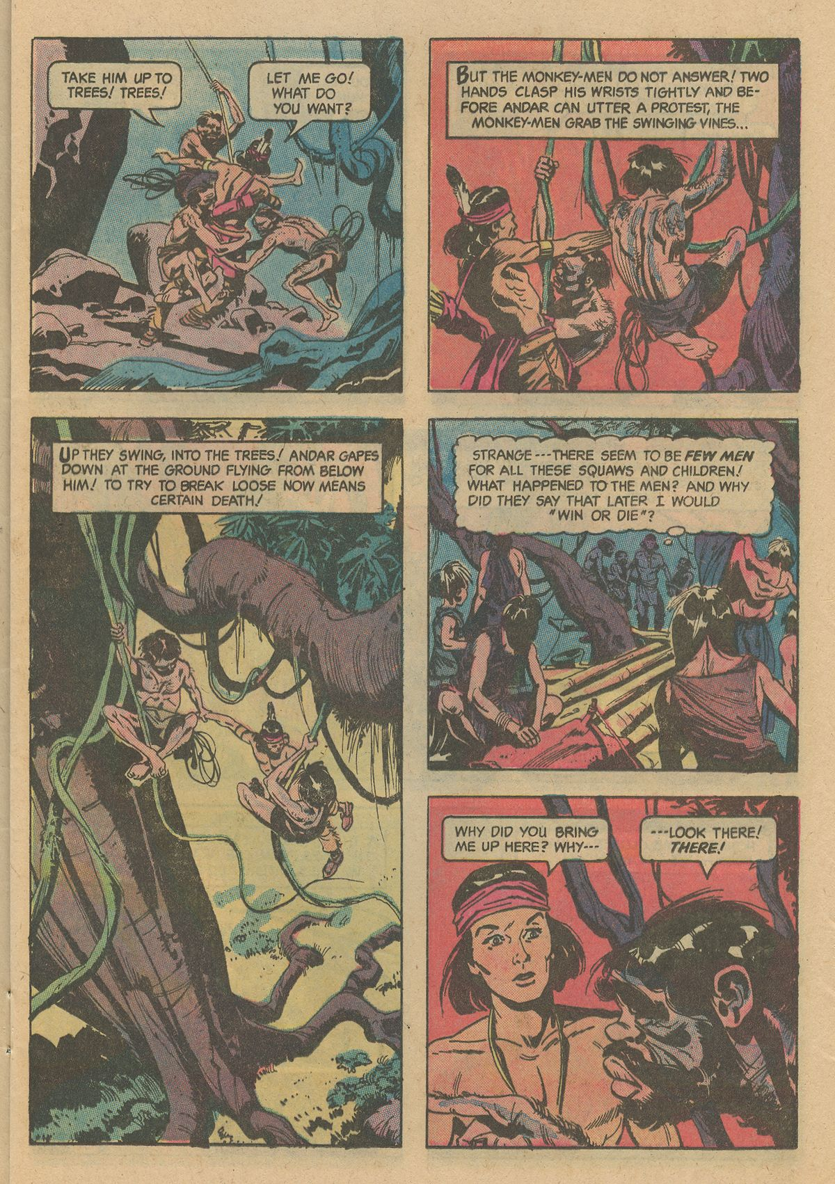 Read online Turok, Son of Stone comic -  Issue #128 - 13