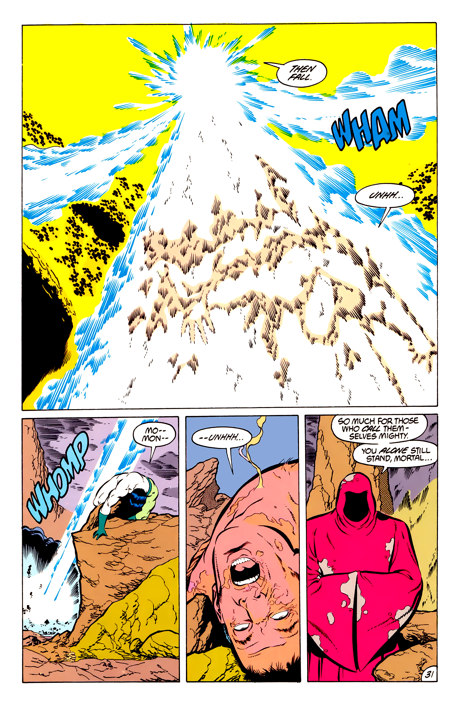 Legion of Super-Heroes (1984) 50 Page 30