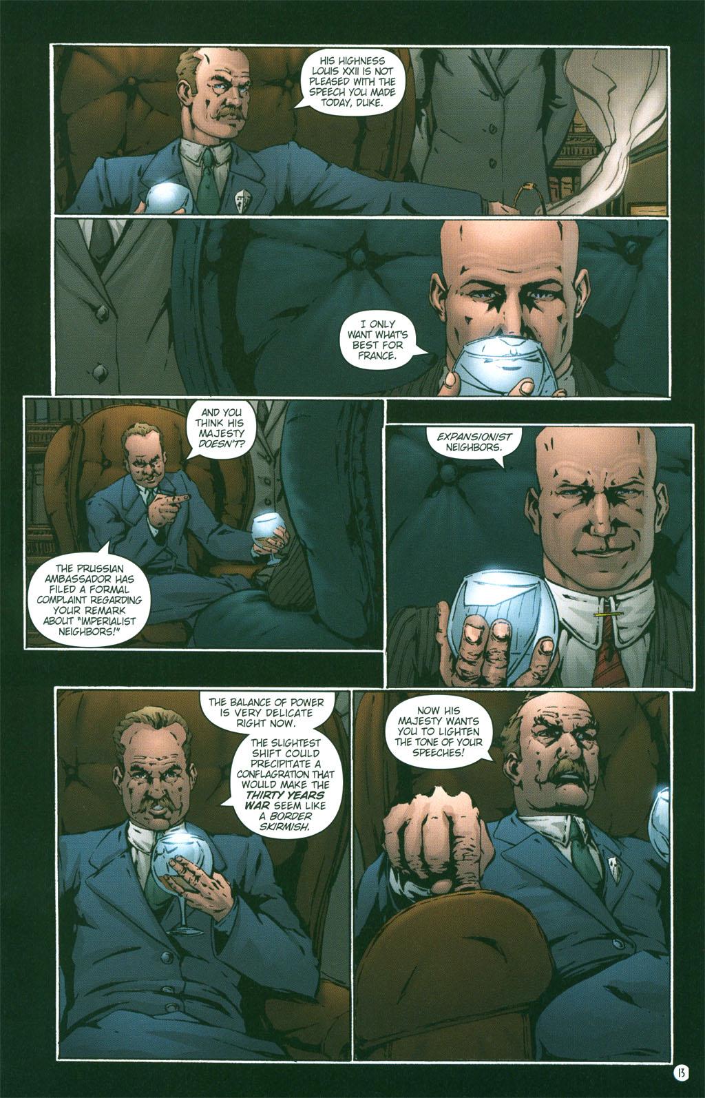 Read online Rex Mundi comic -  Issue #3 - 15
