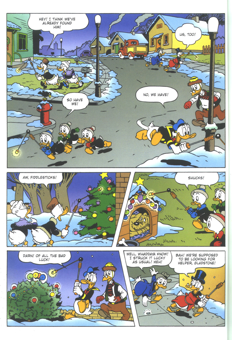 Read online Uncle Scrooge (1953) comic -  Issue #348 - 26