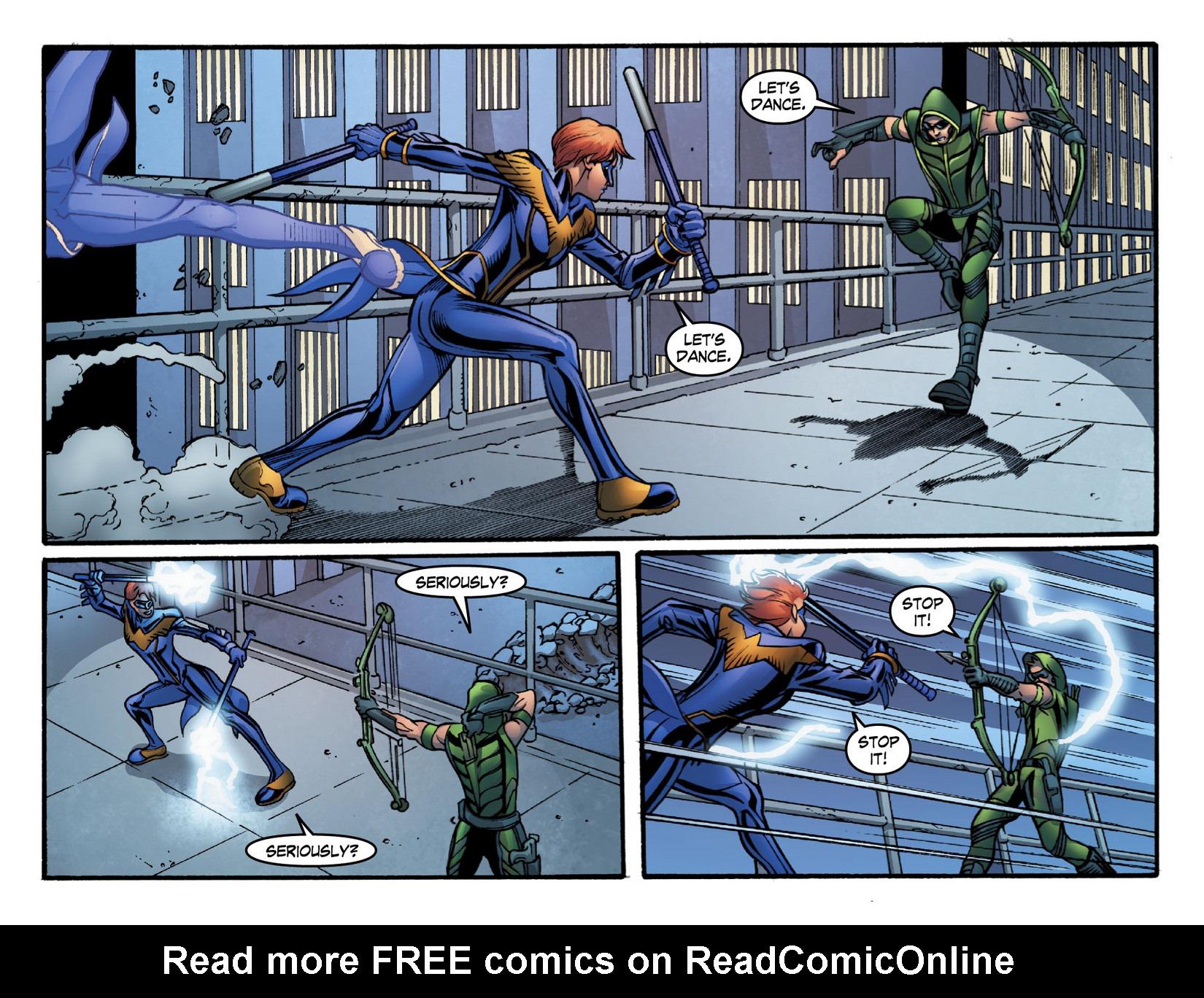 Read online Smallville: Season 11 comic -  Issue #16 - 16