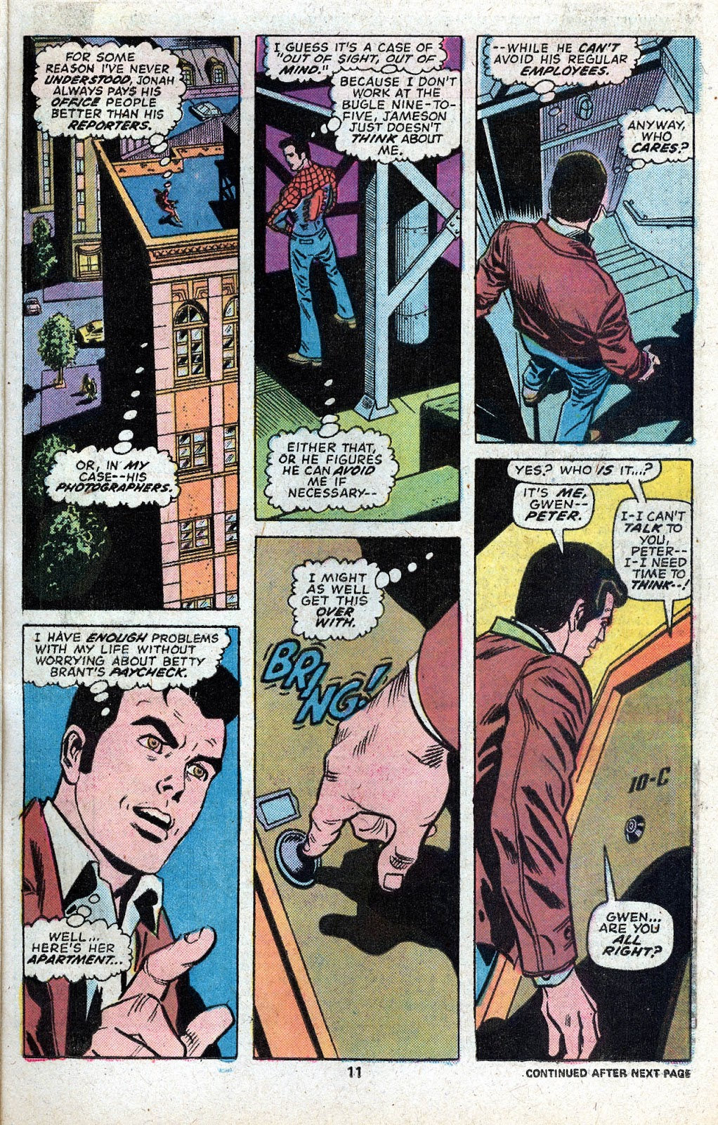 Giant-Size Spider-Man (1974) issue 5 - Page 13