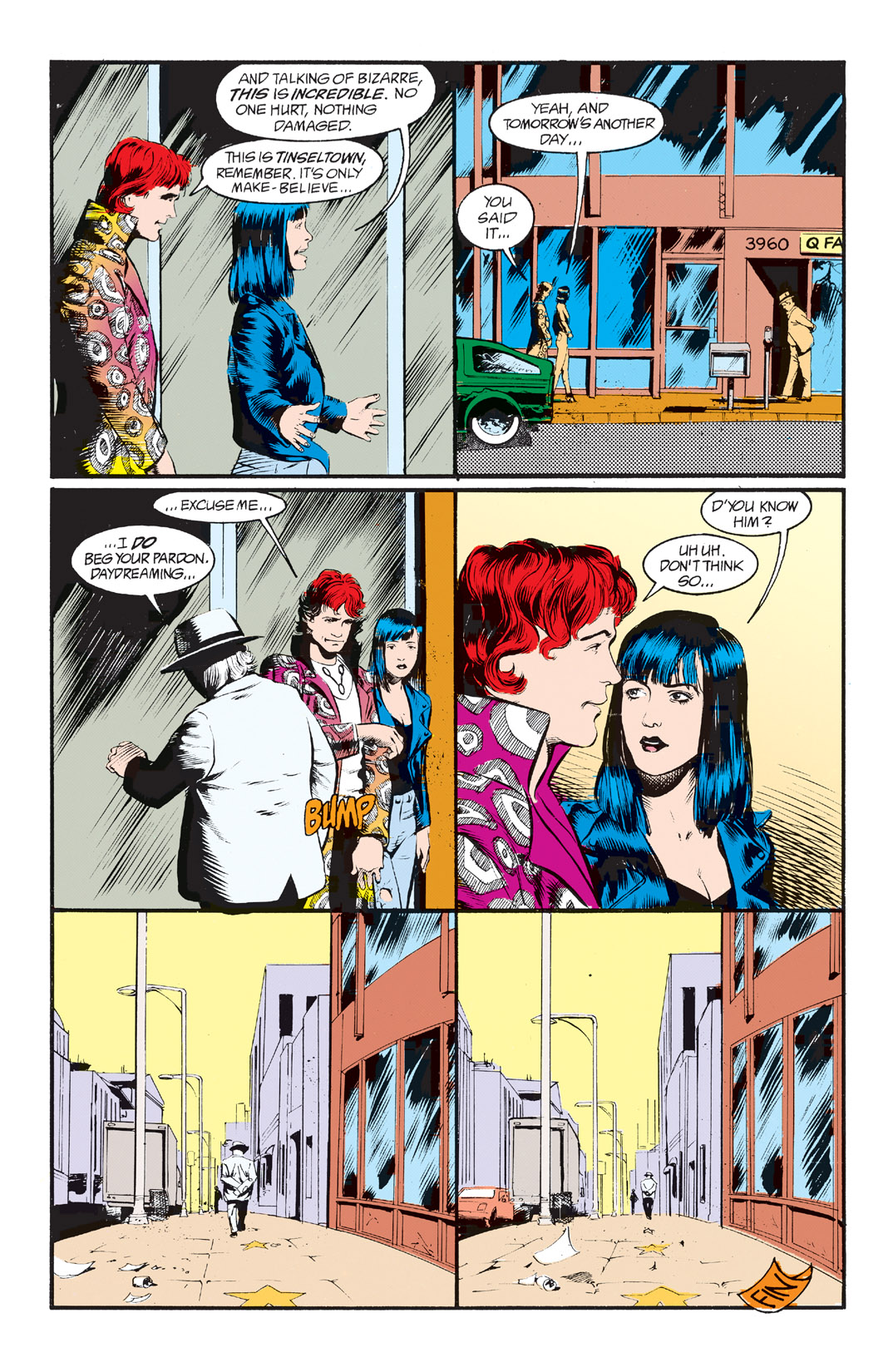 Read online Shade, the Changing Man comic -  Issue #6 - 26