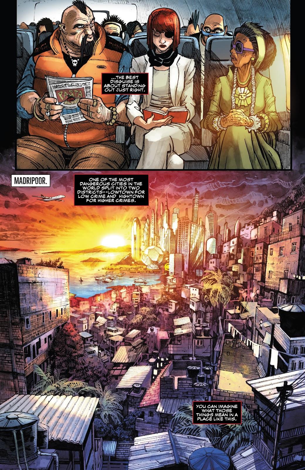 Read online Black Widow (2019) comic -  Issue #1 - 16