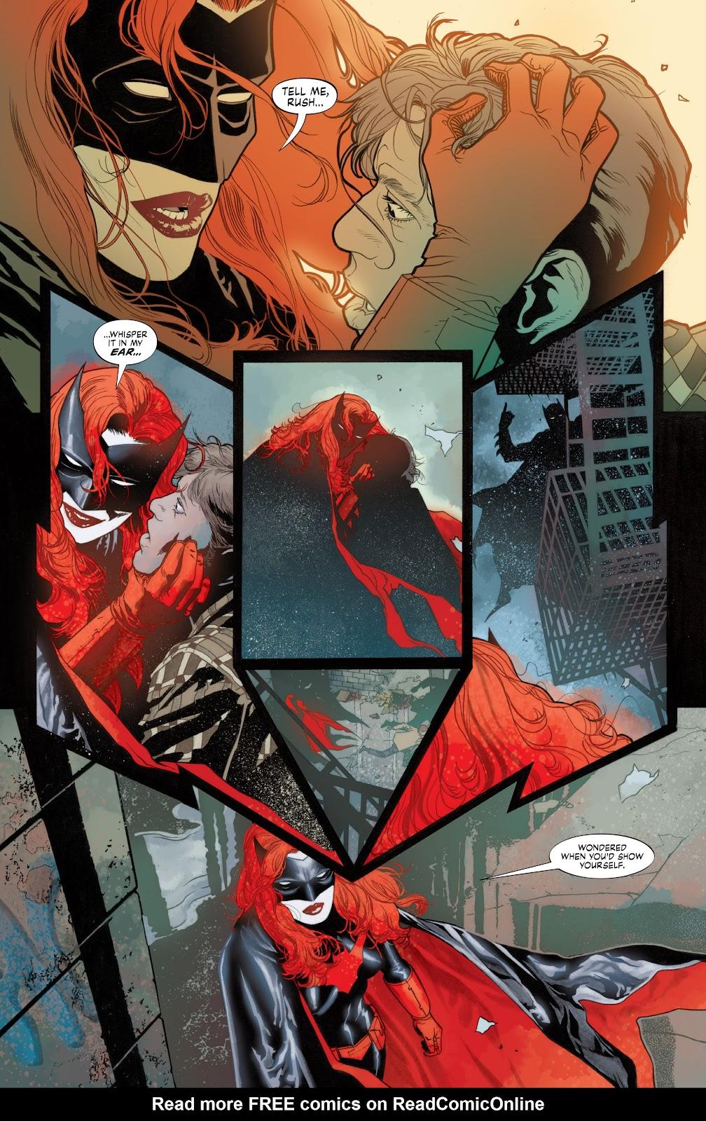Read online Detective Comics (1937) comic -  Issue # _TPB Batwoman - Elegy (Part 1) - 13