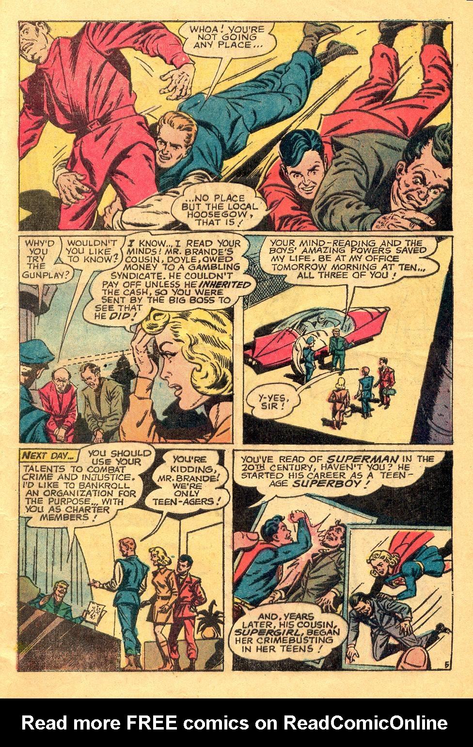 Read online Secret Origins (1973) comic -  Issue #6 - 9