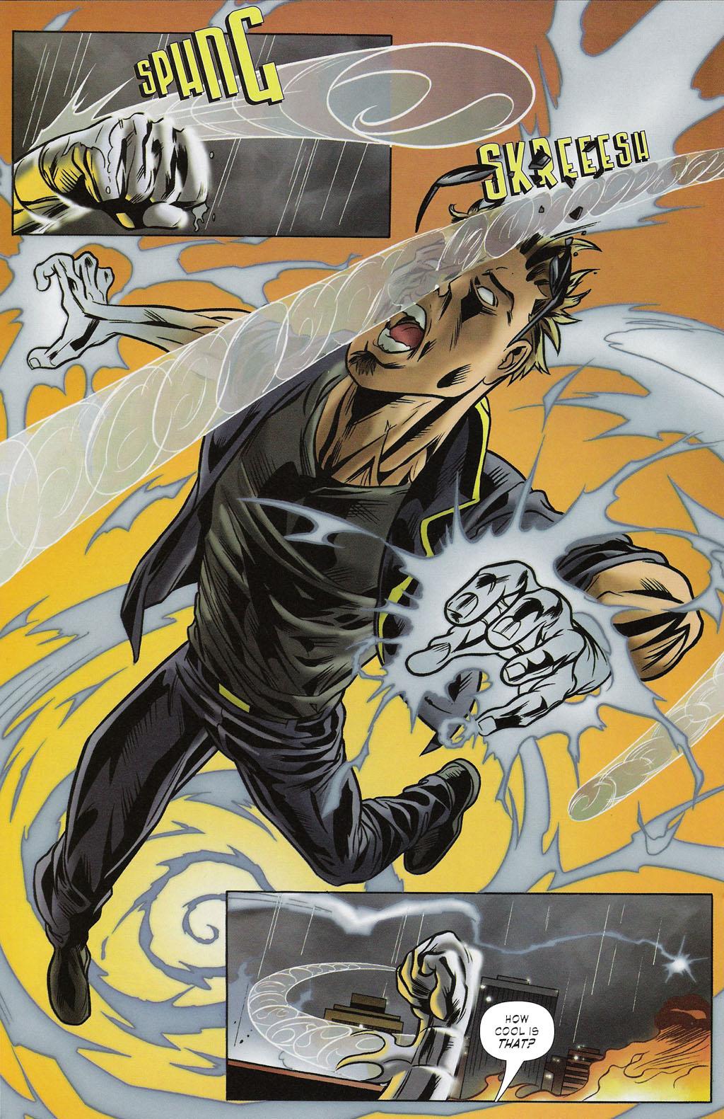 Read online ShadowHawk (2005) comic -  Issue #2 - 16
