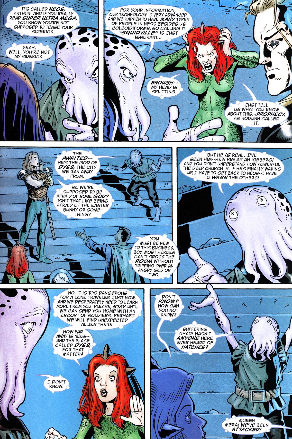 Read online Aquaman: Sword of Atlantis comic -  Issue #50 - 28