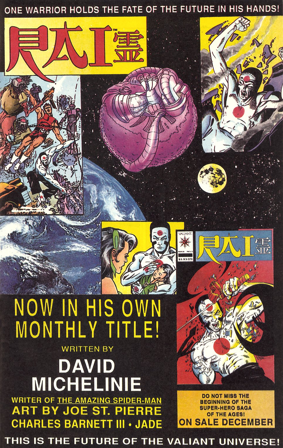 Read online Solar, Man of the Atom comic -  Issue #7 - 34