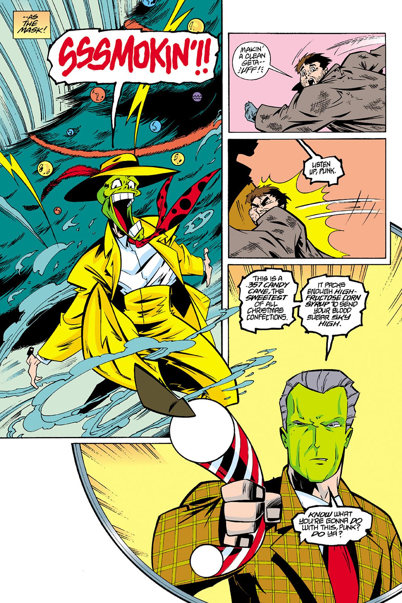 Read online Adventures Of The Mask Omnibus comic -  Issue #Adventures Of The Mask Omnibus Full - 308