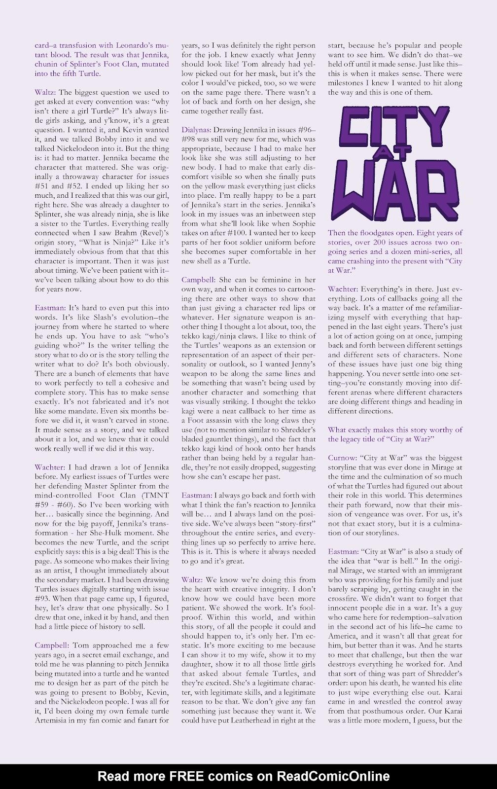 Read online Teenage Mutant Ninja Turtles (2011) comic -  Issue #101 - 26