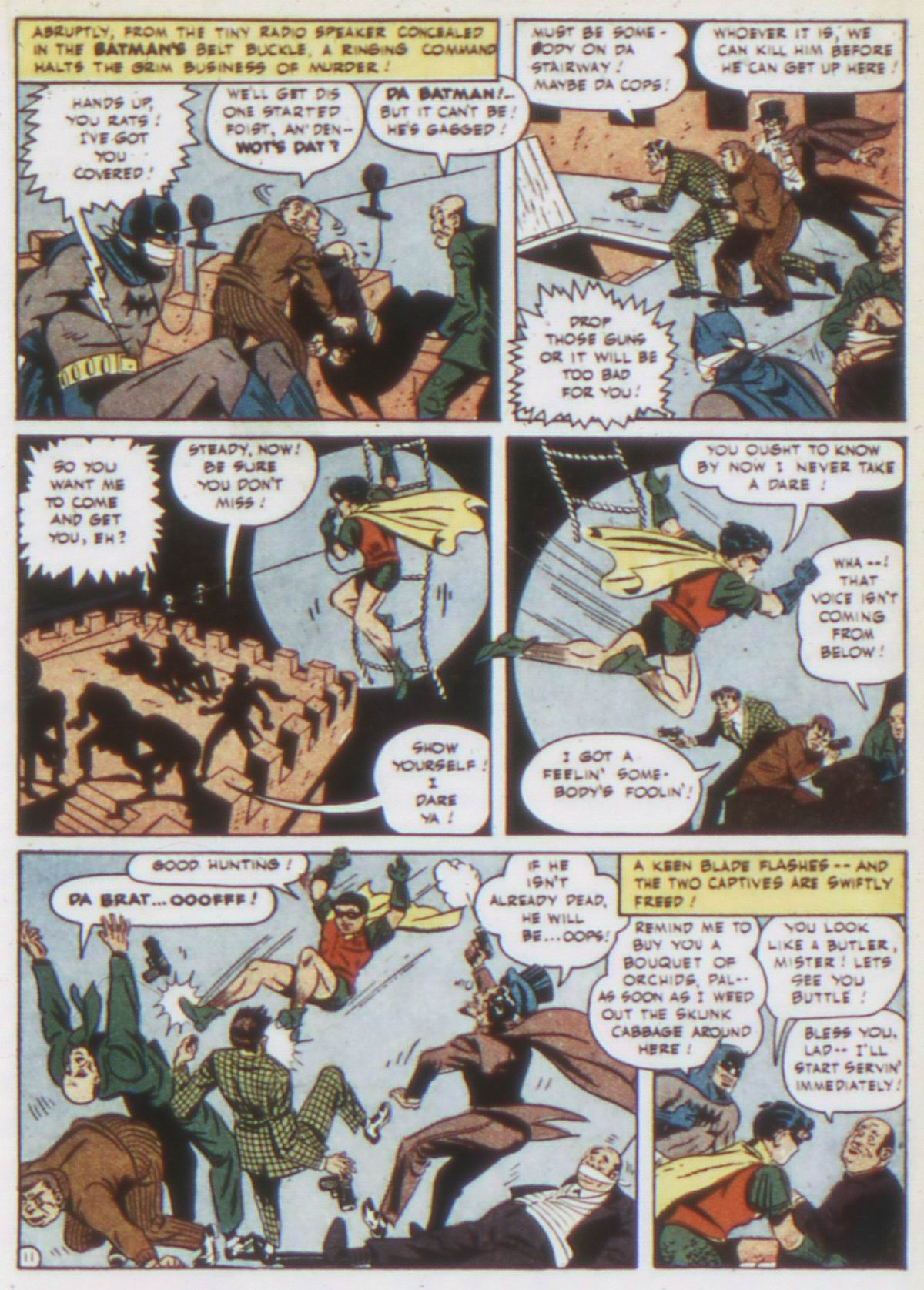 Read online Detective Comics (1937) comic -  Issue #75 - 13