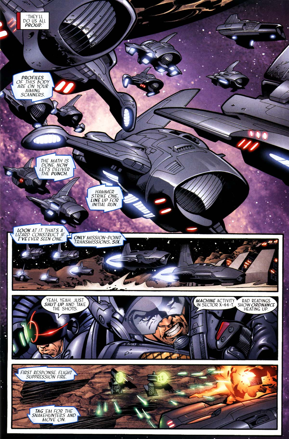 Read online Sigil (2000) comic -  Issue #23 - 19