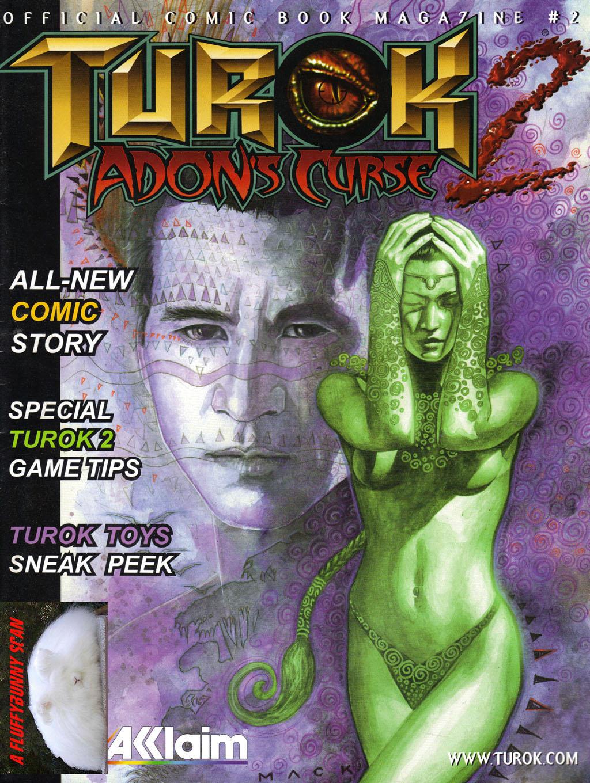 Read online Turok 2: Adon's Curse comic -  Issue # Full - 1