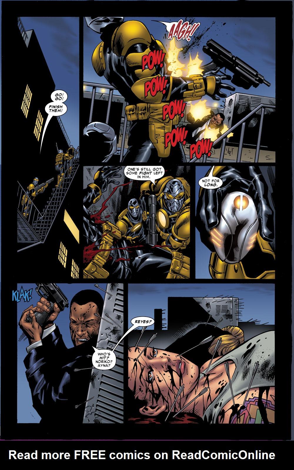 Read online Amazing Fantasy (2004) comic -  Issue #11 - 20